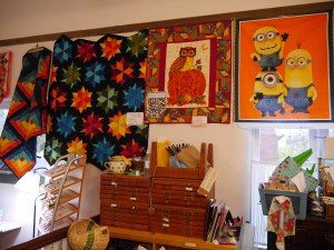 The Quilt Ledger Christiana Lancaster County PA